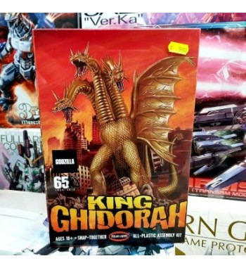 KING GHIDORAH -SNAP KIT