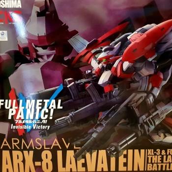 Metal Panic IV ARX-8...
