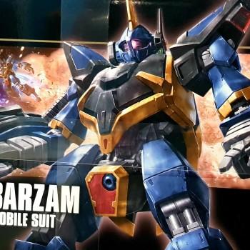 BANDAI HG 1/144 BARZAM GUNDAM