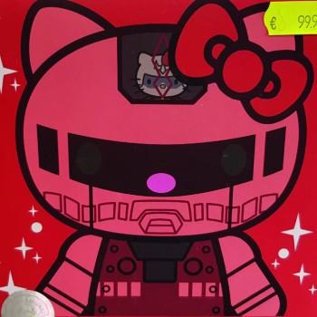 Bandai Chogokin Char's Zaku...