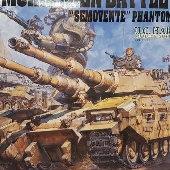 E.F.G.F. M61A5 Main Battle...