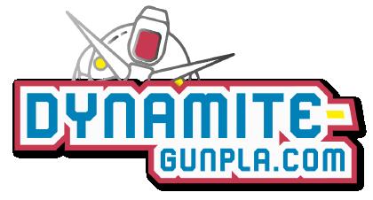 Dynamite Gunpla